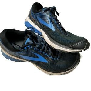 Brooks Ghost 10 men running shoes blue light blue
